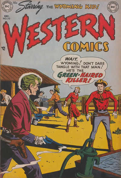 Cover for Western Comics (DC, 1948 series) #30