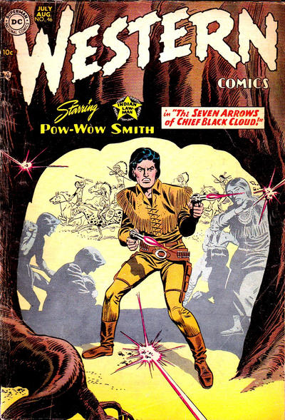Cover for Western Comics (DC, 1948 series) #46