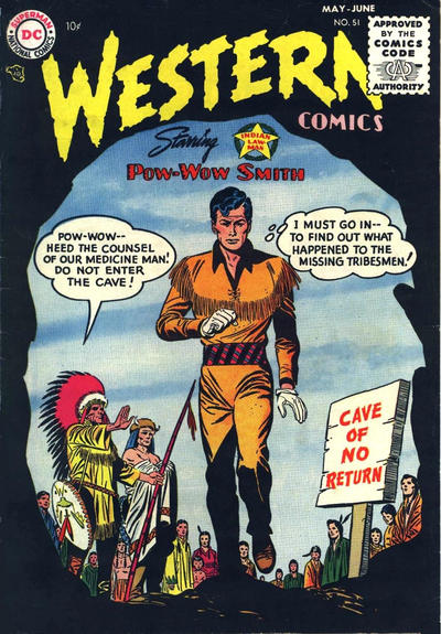 Cover for Western Comics (DC, 1948 series) #51