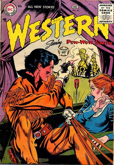Cover for Western Comics (DC, 1948 series) #60