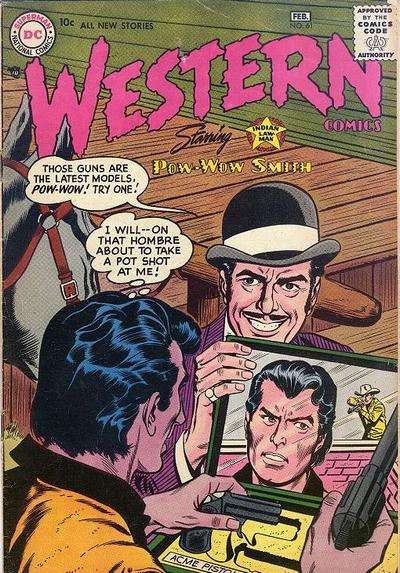 Cover for Western Comics (DC, 1948 series) #61