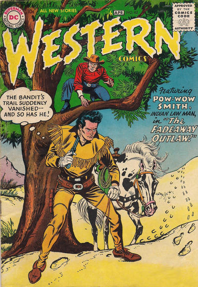 Cover for Western Comics (DC, 1948 series) #62
