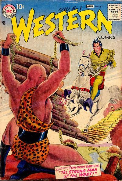 Cover for Western Comics (DC, 1948 series) #64