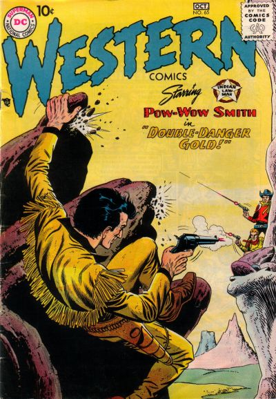 Cover for Western Comics (DC, 1948 series) #65