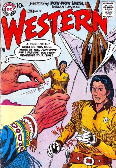 Cover for Western Comics (DC, 1948 series) #67