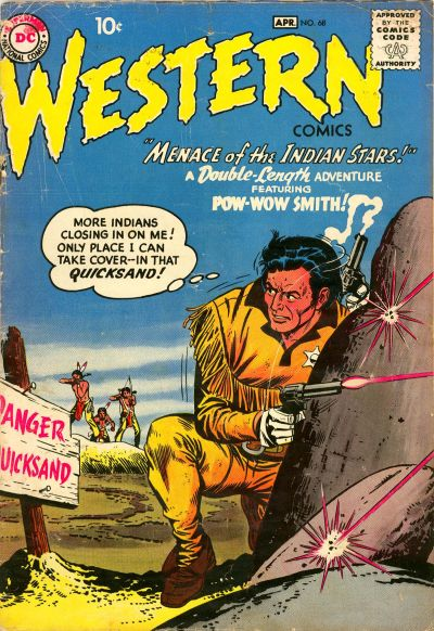 Cover for Western Comics (DC, 1948 series) #68