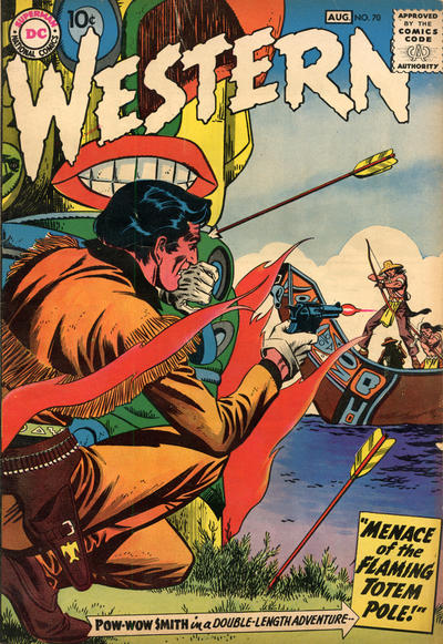 Cover for Western Comics (DC, 1948 series) #70