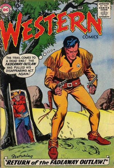 Cover for Western Comics (DC, 1948 series) #73