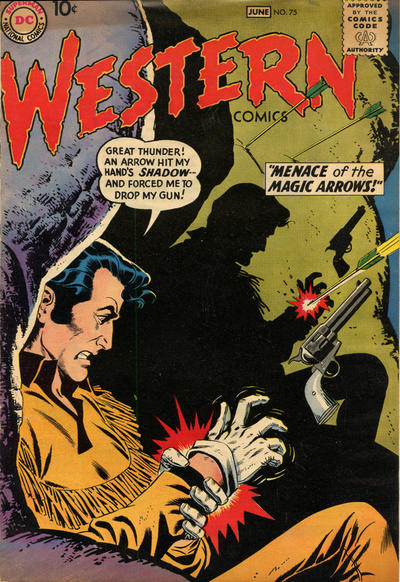 Cover for Western Comics (DC, 1948 series) #75