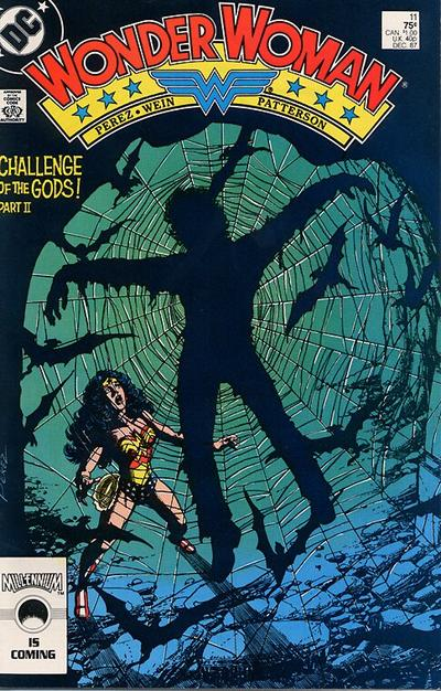 Cover for Wonder Woman (DC, 1987 series) #11