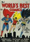 Cover for World's Best Comics (DC, 1941 series) #1