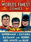 Cover for World's Finest Comics (DC, 1941 series) #2