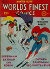 Cover for World's Finest Comics (DC, 1941 series) #4