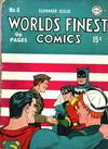 Cover for World's Finest Comics (DC, 1941 series) #6