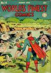 Cover for World's Finest Comics (DC, 1941 series) #14
