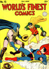 Cover for World's Finest Comics (DC, 1941 series) #15