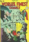 Cover for World's Finest Comics (DC, 1941 series) #16