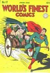 Cover for World's Finest Comics (DC, 1941 series) #17