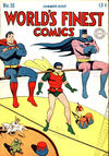 Cover for World's Finest Comics (DC, 1941 series) #18