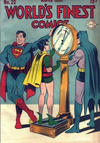 Cover for World's Finest Comics (DC, 1941 series) #20
