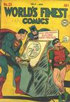 Cover for World's Finest Comics (DC, 1941 series) #23