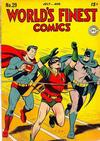 Cover for World's Finest Comics (DC, 1941 series) #29