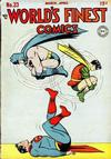 Cover for World's Finest Comics (DC, 1941 series) #33