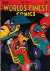 Cover for World's Finest Comics (DC, 1941 series) #34