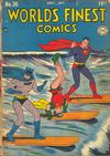 Cover for World's Finest Comics (DC, 1941 series) #36