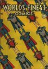 Cover for World's Finest Comics (DC, 1941 series) #37