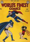 Cover for World's Finest Comics (DC, 1941 series) #41