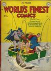 Cover for World's Finest Comics (DC, 1941 series) #43