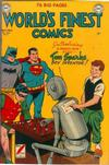 Cover for World's Finest Comics (DC, 1941 series) #49