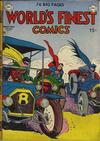 Cover for World's Finest Comics (DC, 1941 series) #50