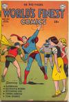Cover for World's Finest Comics (DC, 1941 series) #56