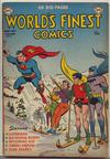 Cover for World's Finest Comics (DC, 1941 series) #57