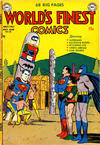 Cover for World's Finest Comics (DC, 1941 series) #58