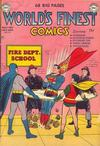 Cover for World's Finest Comics (DC, 1941 series) #59