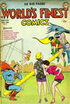 Cover for World's Finest Comics (DC, 1941 series) #61