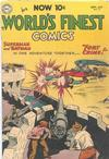 Cover for World's Finest Comics (DC, 1941 series) #72