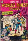 Cover for World's Finest Comics (DC, 1941 series) #73