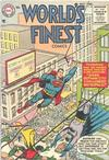 Cover for World's Finest Comics (DC, 1941 series) #76