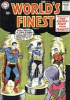 Cover for World's Finest Comics (DC, 1941 series) #96