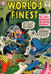 Cover for World's Finest Comics (DC, 1941 series) #97