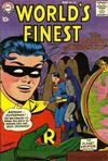 Cover for World's Finest Comics (DC, 1941 series) #100