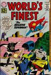Cover for World's Finest Comics (DC, 1941 series) #126