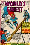 Cover for World's Finest Comics (DC, 1941 series) #154