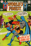 Cover for World's Finest Comics (DC, 1941 series) #185