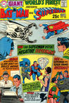 Cover for World's Finest Comics (DC, 1941 series) #188