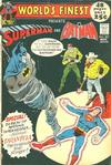 Cover for World's Finest Comics (DC, 1941 series) #207